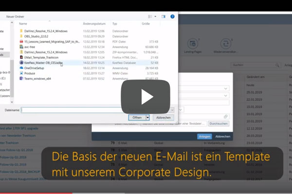Insight SAP Marketing Cloud E-Mail-Kampagnen